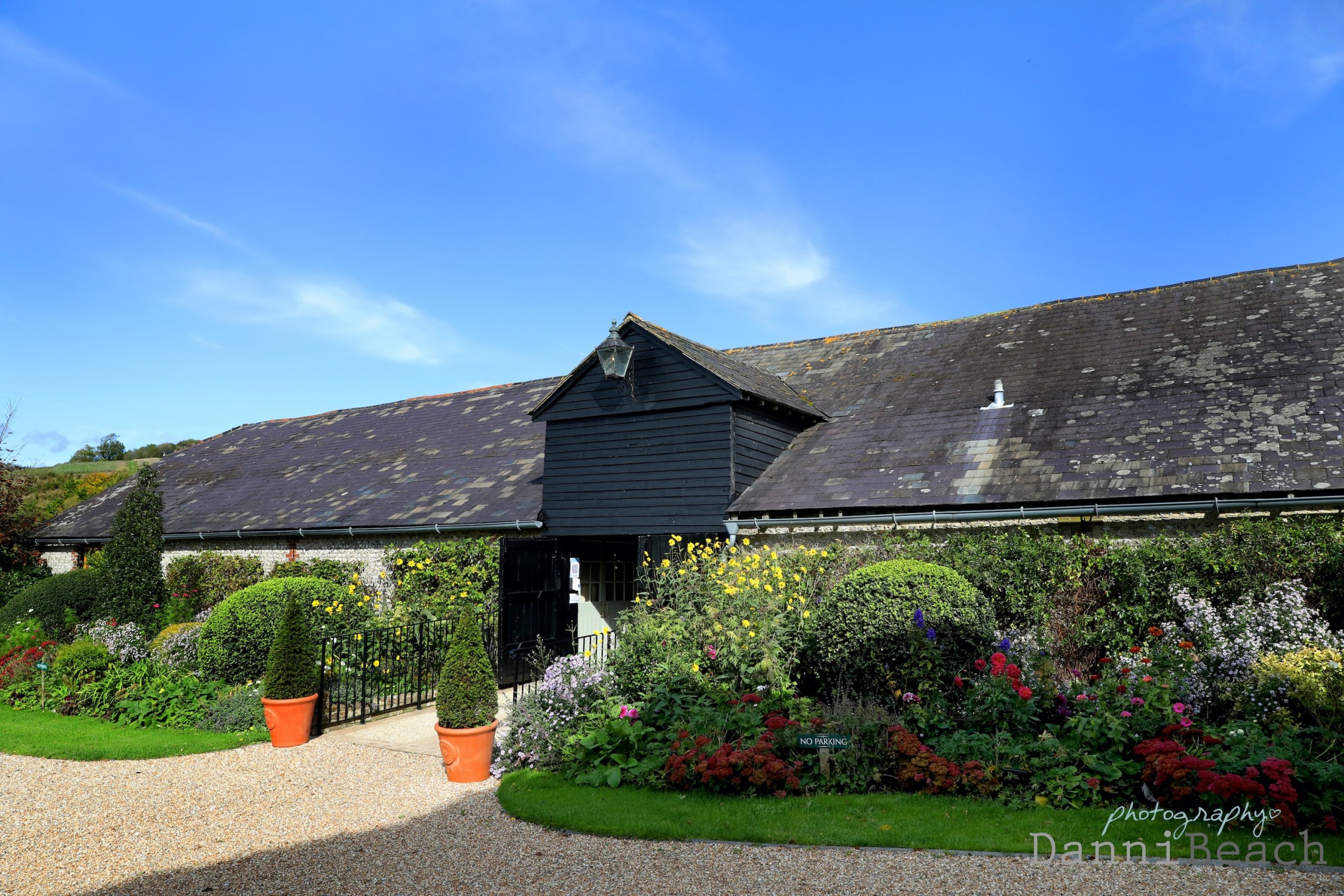 Upwaltham Barns Sussex barn venue