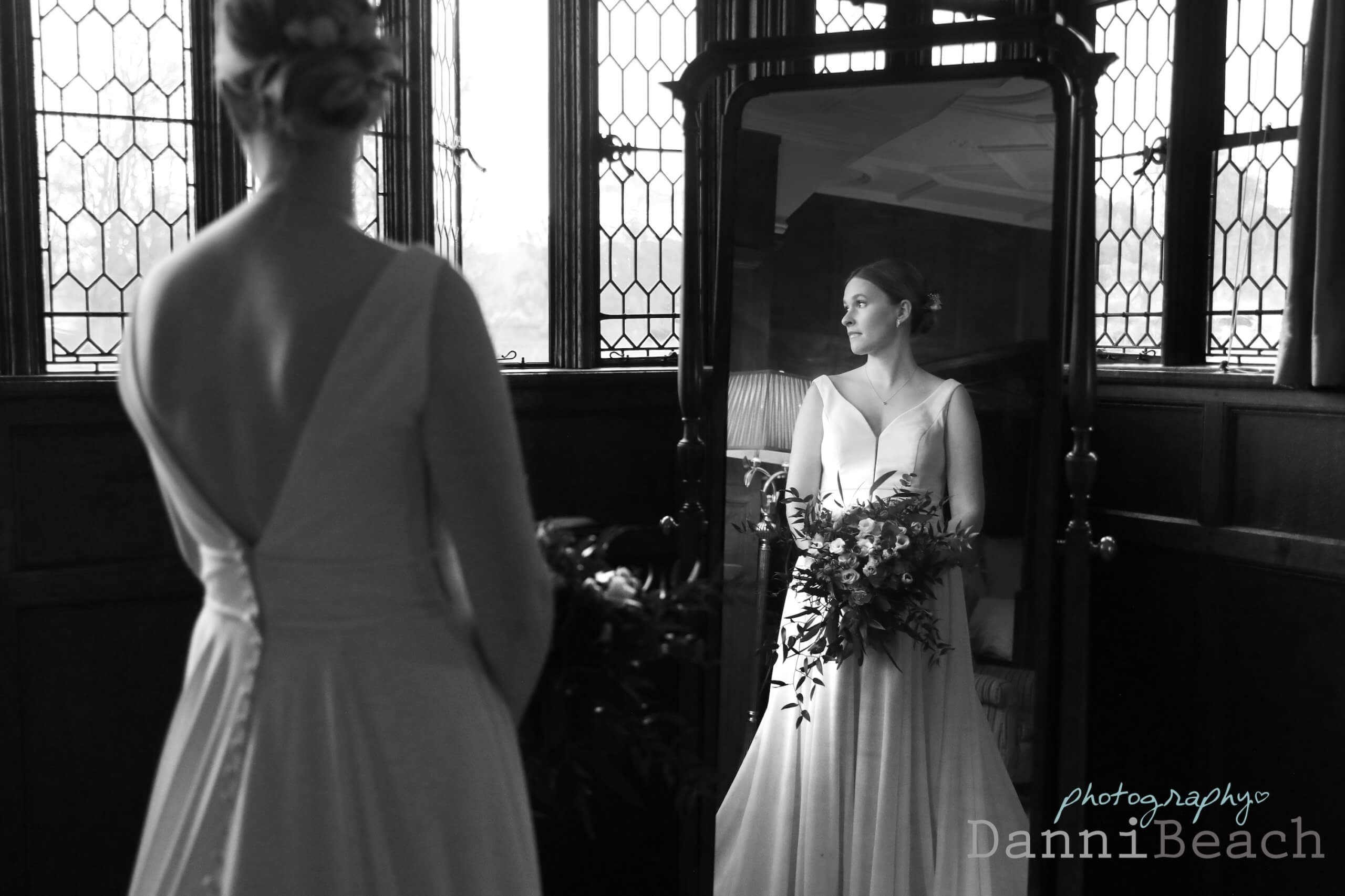 Astor wing Hever Castle wedding