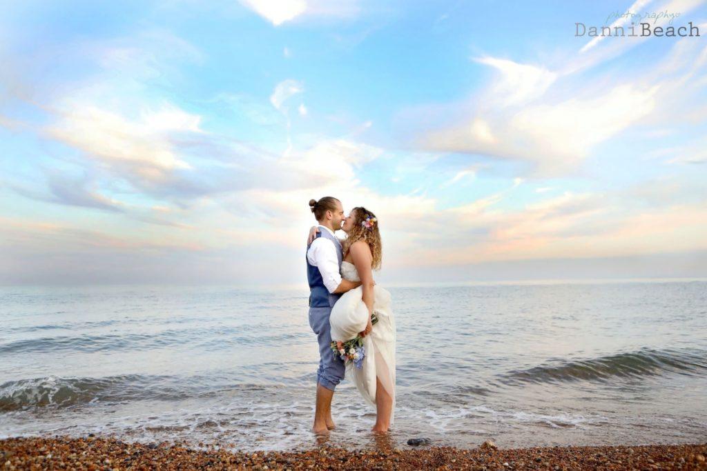 Eastbourne epic wedding photography