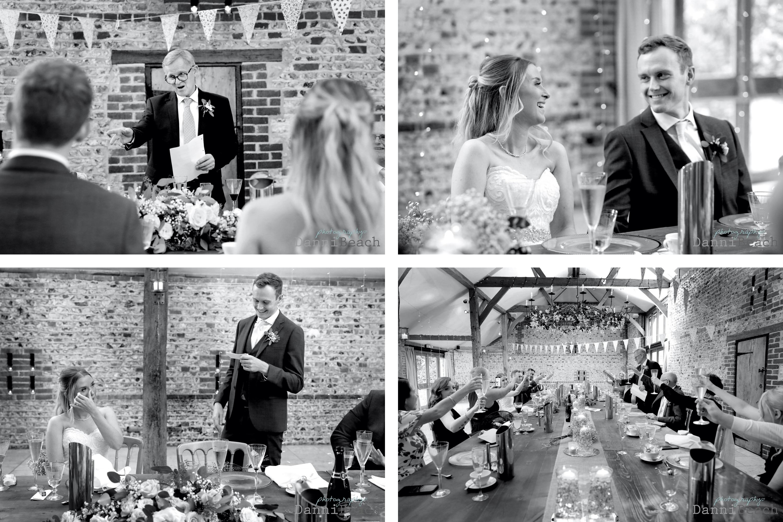 wedding speeches Upwalthan sussex wedding photographer