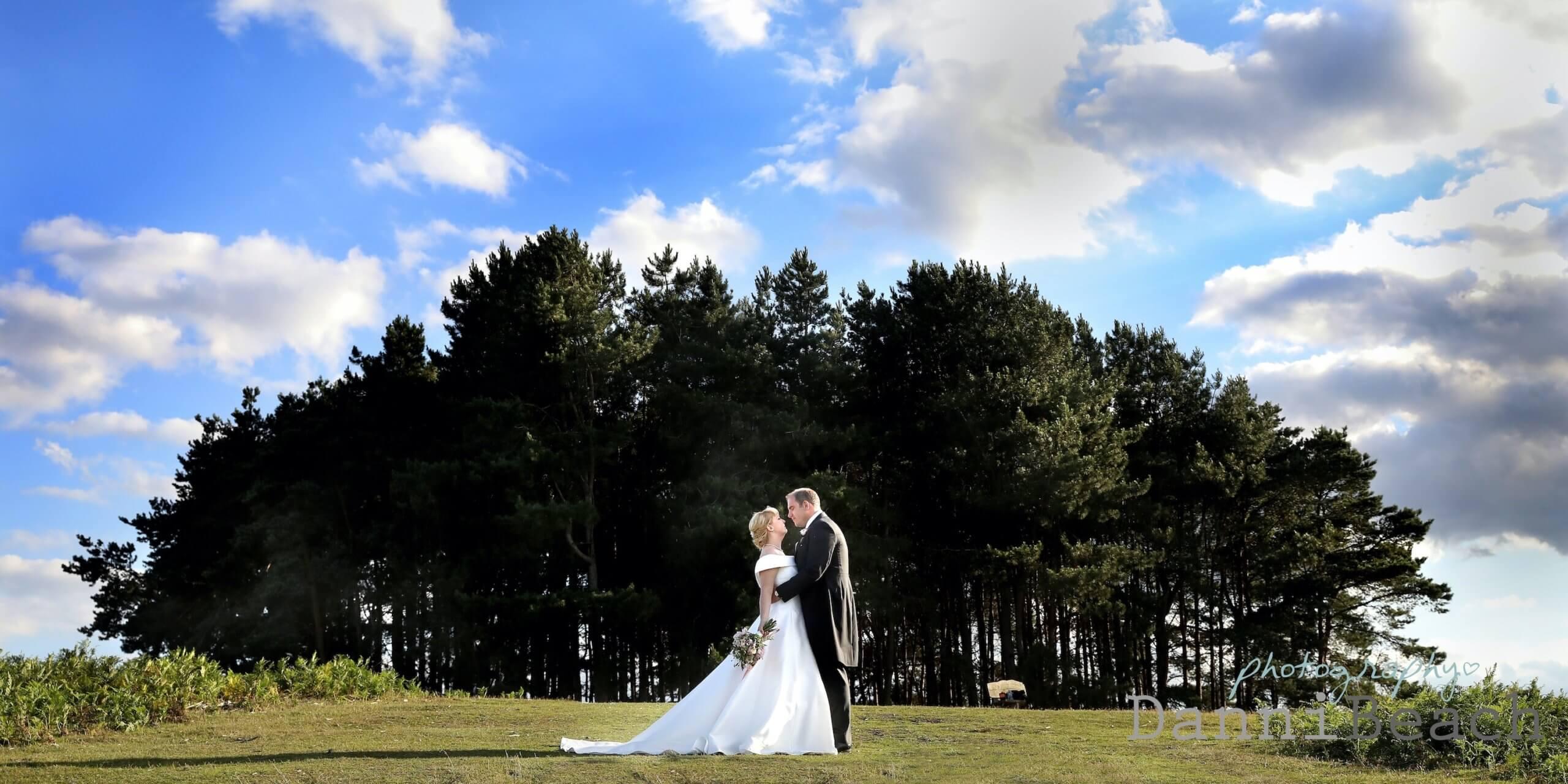 ASHDOWN FOREST WEDDING PHOTOGRAPHER