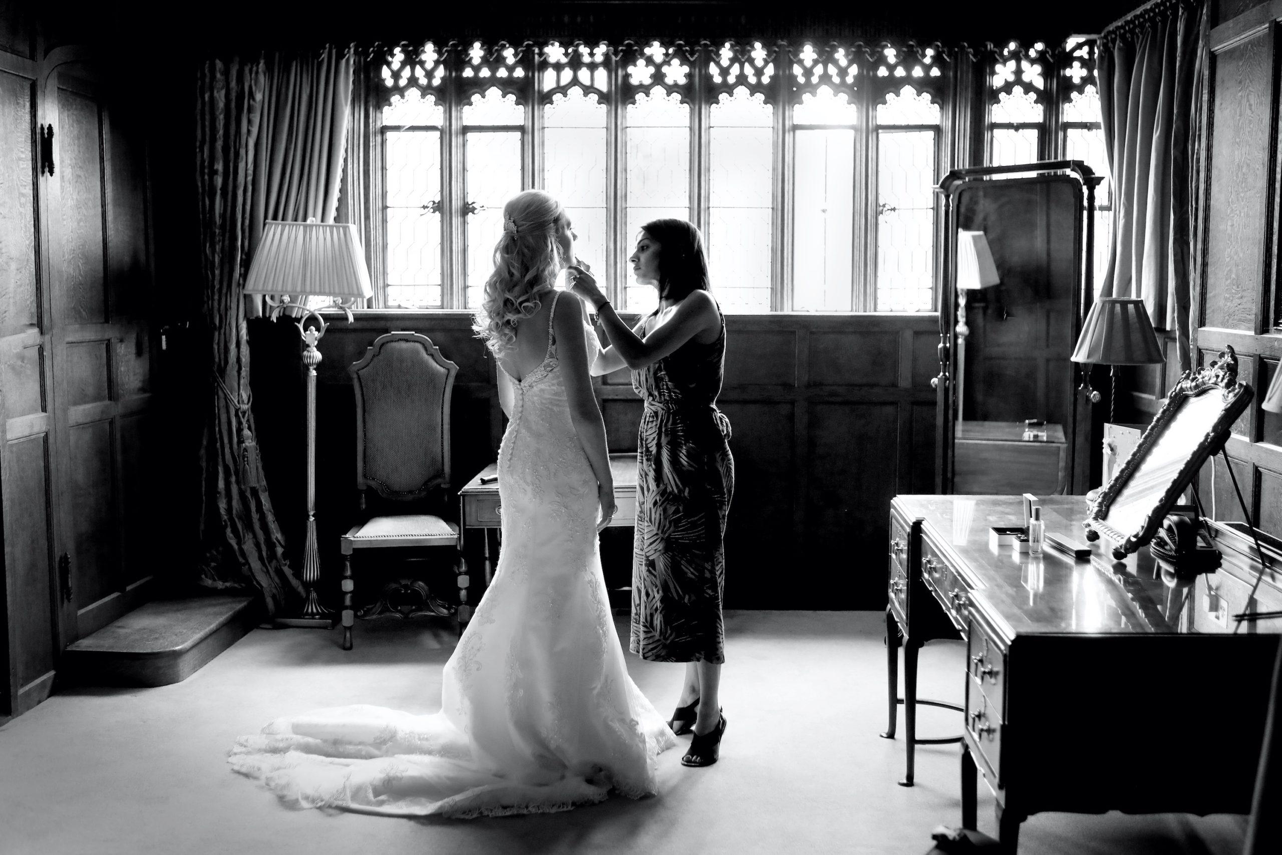 hever castle bride