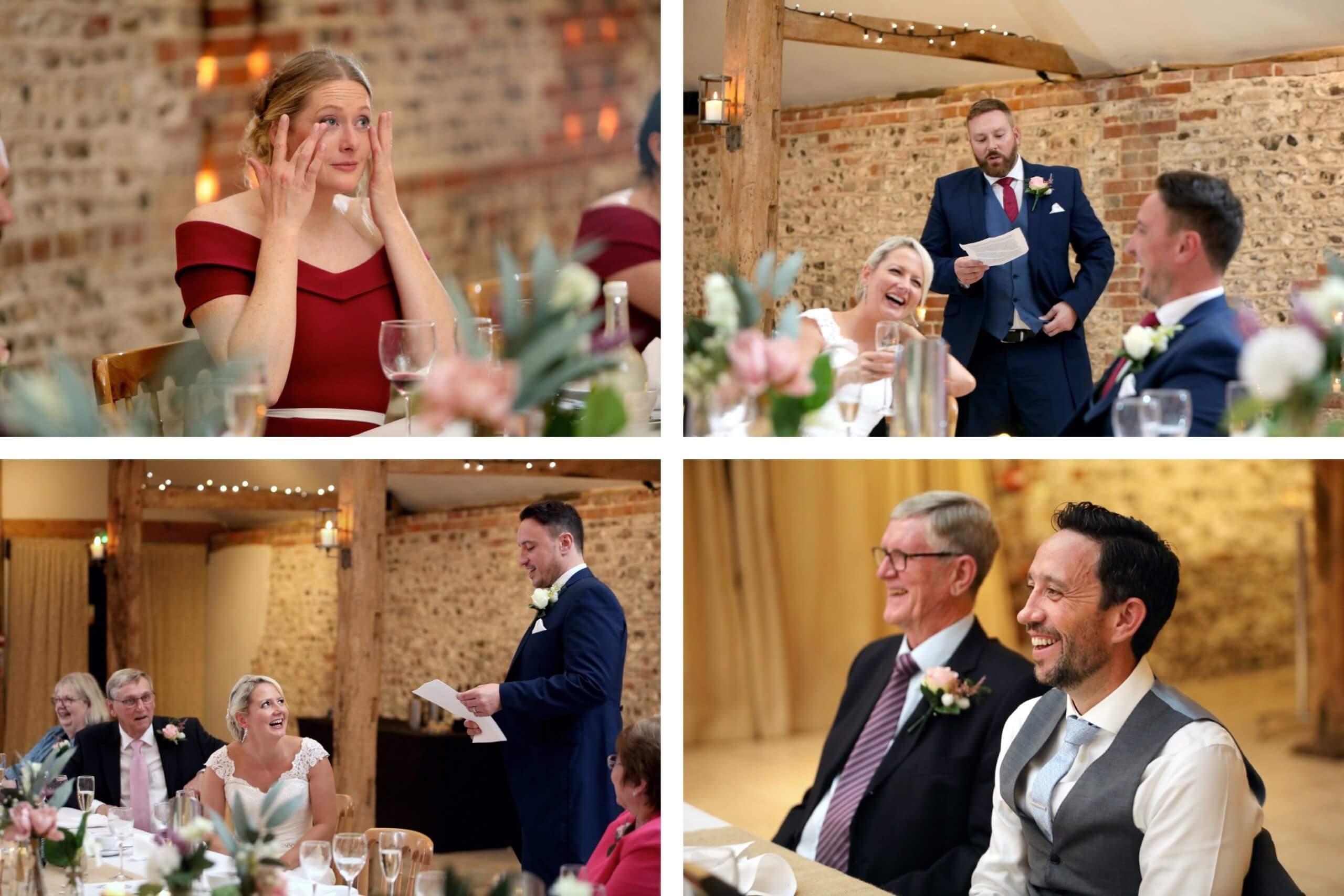 Wedding speeches wedding photographer