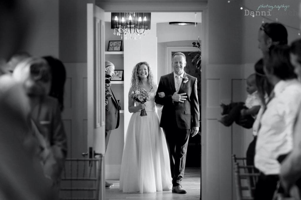 Gildredge Manor bride