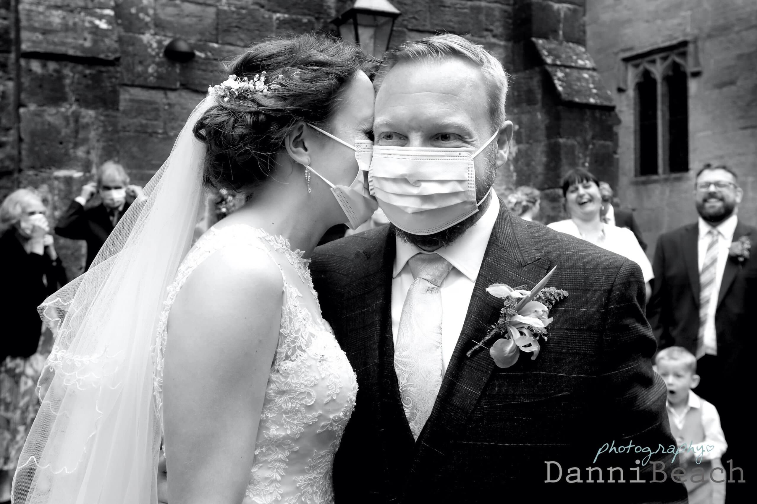 CHURCH WEDDING COVID 2020