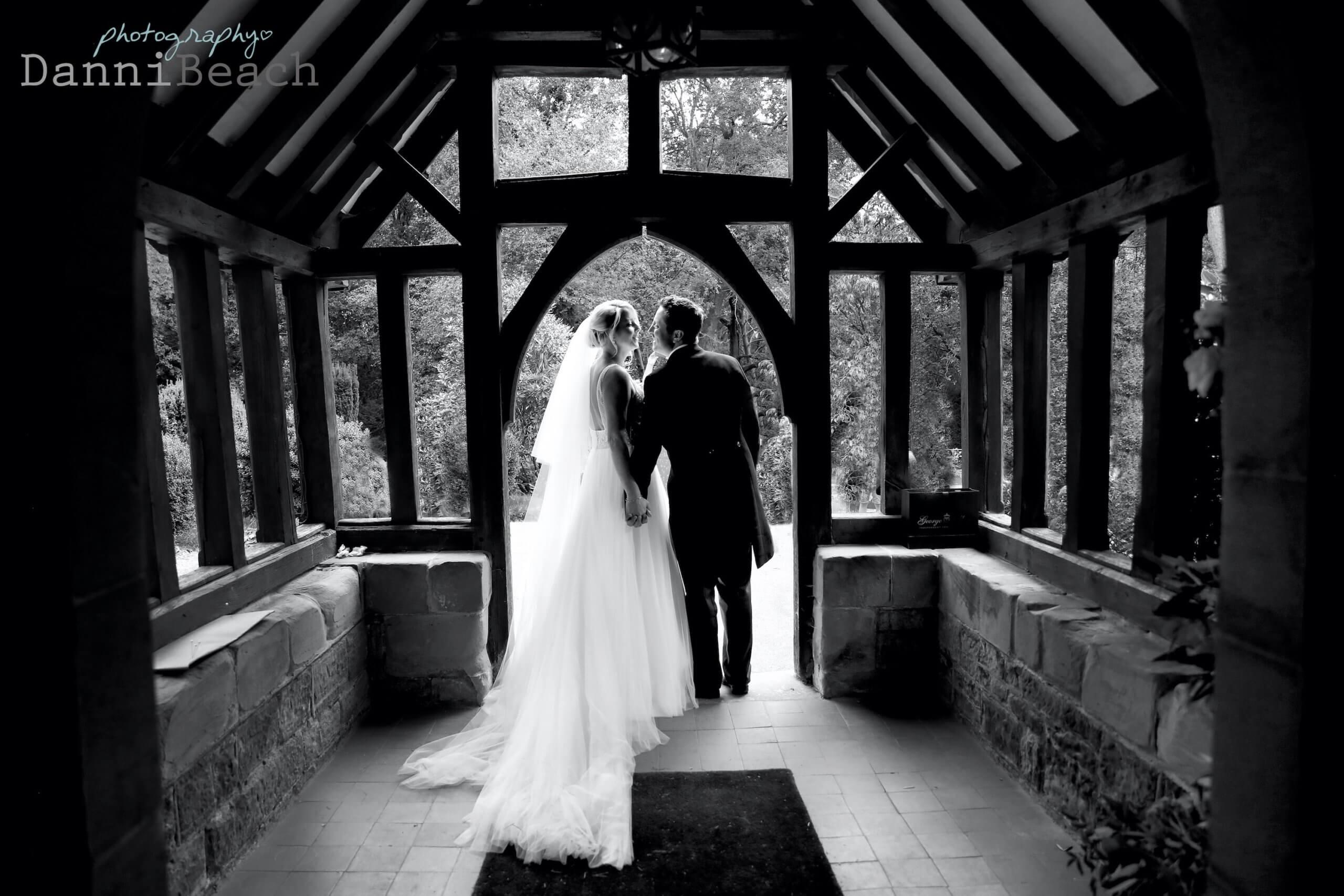 Sussex wedding photographer church wedding