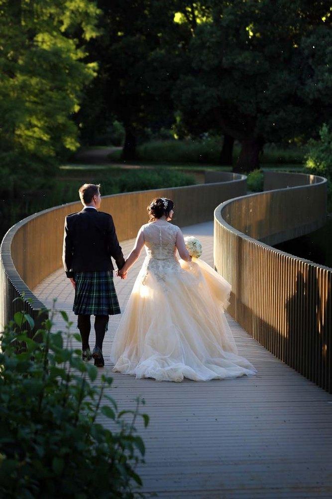 Kew Garden wedding photographer