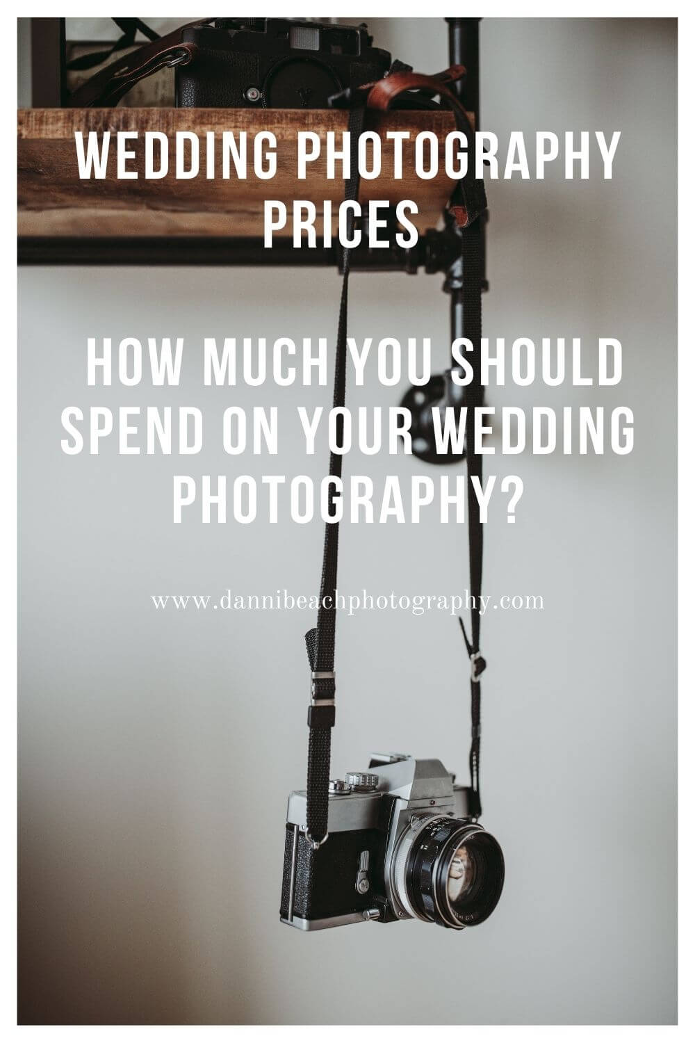 How much should you pay for wedding photography